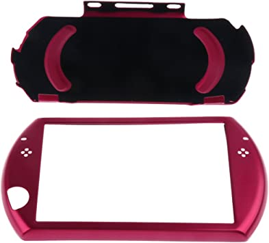 F Fityle Estuche Rígido De Aluminio Antiarañazos para Viaje para PSP GO Gamepad: Amazon.es: Electrónica