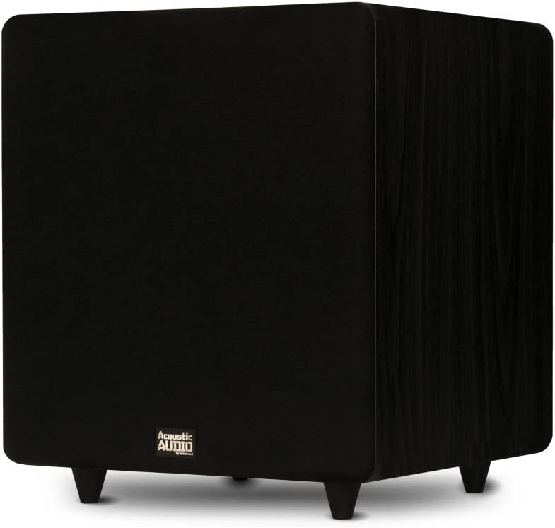 Acoustic Audio PSW500-12 Home Theater Powered 12