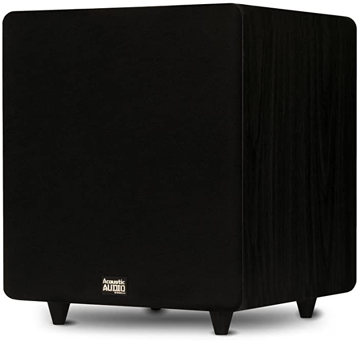 Top 10 Subwoofer With Built In Amp For Home
