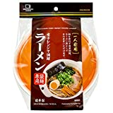 Fudogiken Microwave Instant Noodles Cooker ORANGE F2581 [Japan Import]