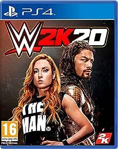WWE 2K 20 PlayStation 4 by 2K