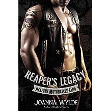 Reaper's Legacy (Reapers Motorcycle Club)