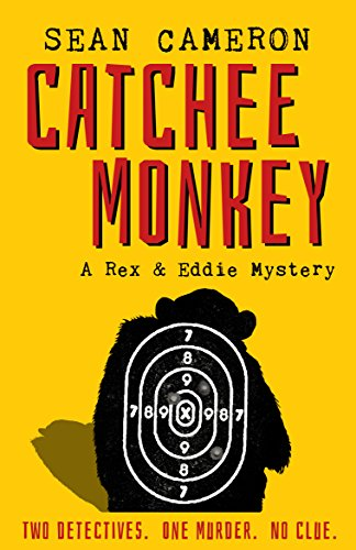 Catchee Monkey (A British Comedy Private Investigator Series Book 1)