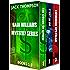 Raja Williams Mystery Thriller Series: Books 1-3