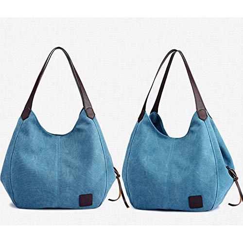 Conçu Les BandouliÈRe Unique Style Sac Filles À De Pour Bleu Simple Cosanter qz10Fwax