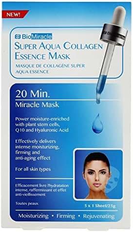 Bio Miracle 'BioMiracle Super Aqua Collagen Essence Mask 10 Sheets'