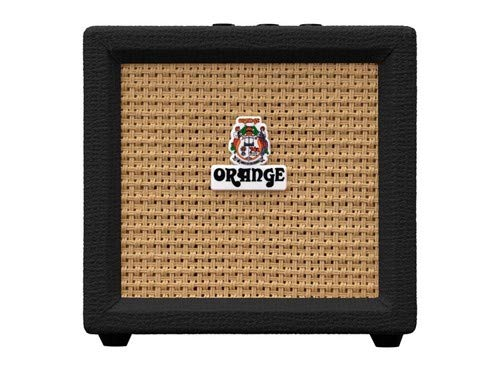 Orange Crush Mini 3-watt Micro Amp - Black