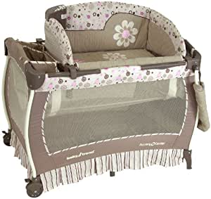 Amazon Com Baby Trend Deluxe Playard With Close N Cozy