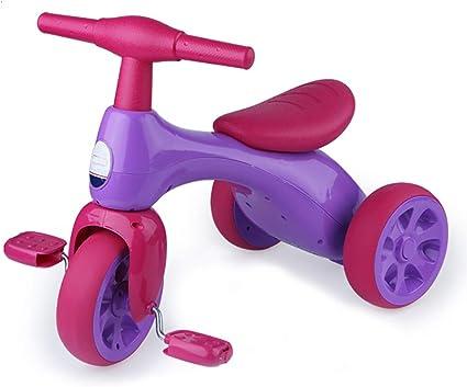 HSRG Niños Pedal Triciclo Bicicleta Niños Bebé Walker 2-3 Años ...