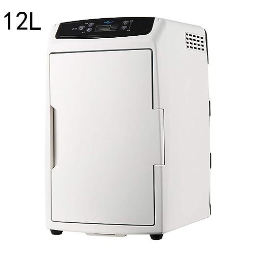Refrigerador del Coche,Mini Nevera PortáTil 12l Calentador De ...