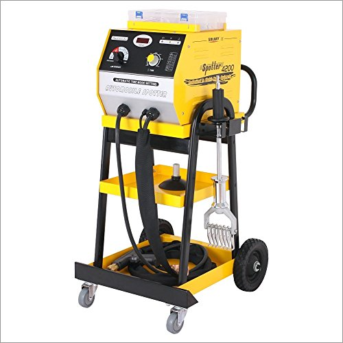 Solary 4200 Spot Welding Machine 4200A Car Dent Puller Dent Pulling Machine Spotter Welders