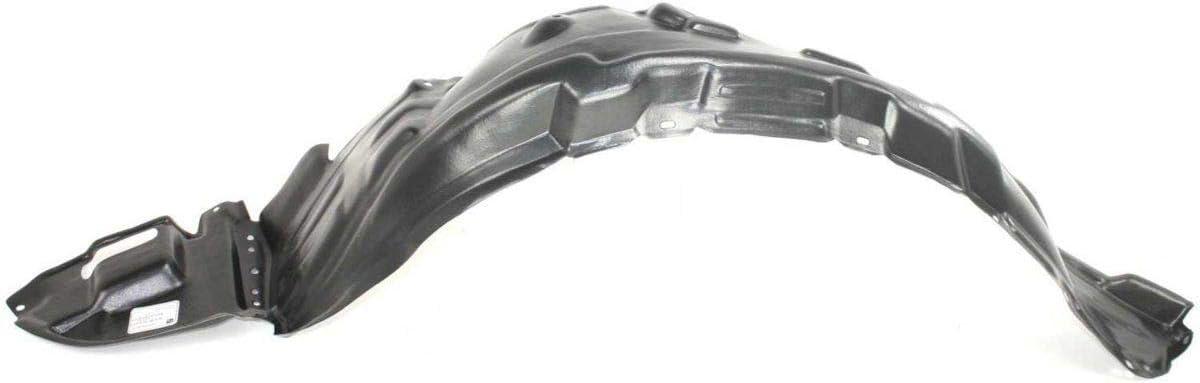 KA LEGEND Front Driver Left SideFender Liner Inner Panel Splash Guard Shield for Corolla 2003-2008 5387602090 TO1248119