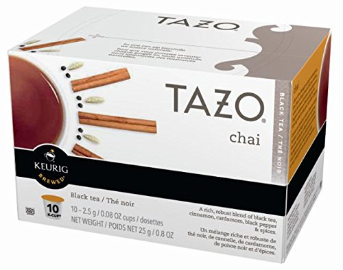 Tazo Chai Black Tea K-Cup, 10 ct (Pack of 6) by TAZO (Image #10)