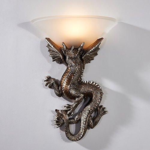 Gargoyle Outdoor Light Fixture in US - 7