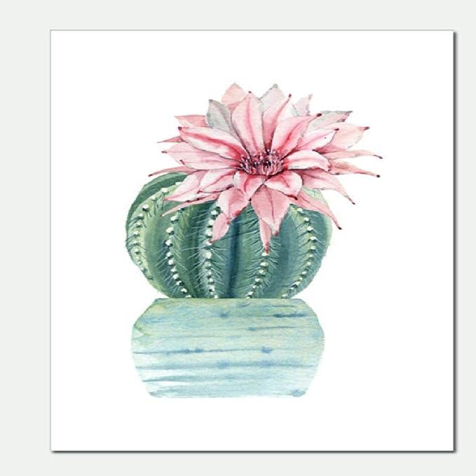 Plantas suculentas Carteles e impresiones Cartel de cactus ...