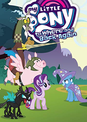 Amazon.com: My Little Pony: To Where and Back Again (My ...