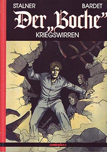 Der 'Boche' Bd.2 Kriegswirren