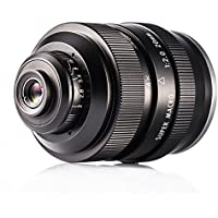 Zhongyi Mitakon 20mm F2.0 4-4.5X Super Macro Lens for Sony Nex Mount DSRL Camera Lens Silent Frame Large Aperture Lens with Tarion Case