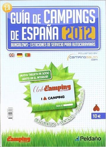 Guia de campings de España 2012: Amazon.es: Aa.Vv.: Libros