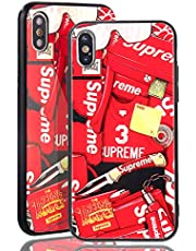 SUP iPhone – Supreme Sticker Case – Glass