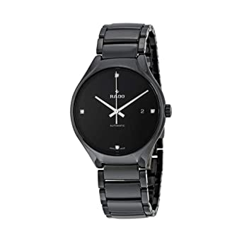 cd139824d Image Unavailable. Image not available for. Color: Rado R27056722 True Automatic  Diamond Mens Watch ...