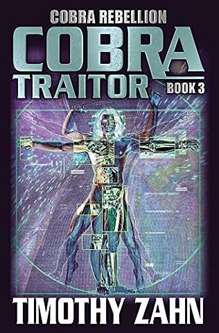 book cover of Cobra Traitor