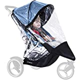 phil&teds Storm Cover for Dash Stroller, Single or Double