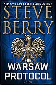 - The Warsaw Protocol Hardcover Steve Berry -