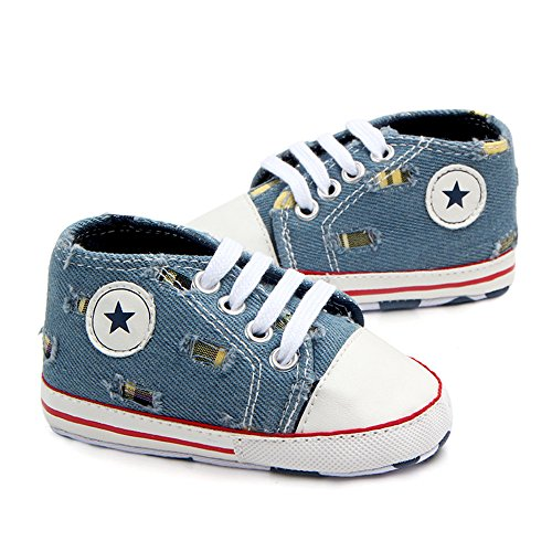 Save Beautiful Toddler Baby Girls Boys Shoes Infant First Walkers Sneakers (6-12months, - Dot Mobile