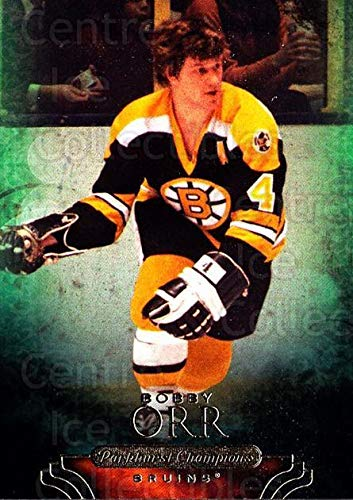 (CI) Bobby Orr Hockey Card 2011-12 Parkhurst Champions (base) 3 Bobby Orr