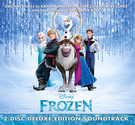 Frozen (2CD Deluxe Edition) O.S.T.