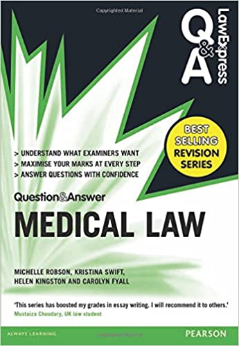 Law Express Question and Answer: Medical Law (Law Express