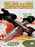 img - for Handloader Magazine - December 1991 - Issue Number 154 book / textbook / text book