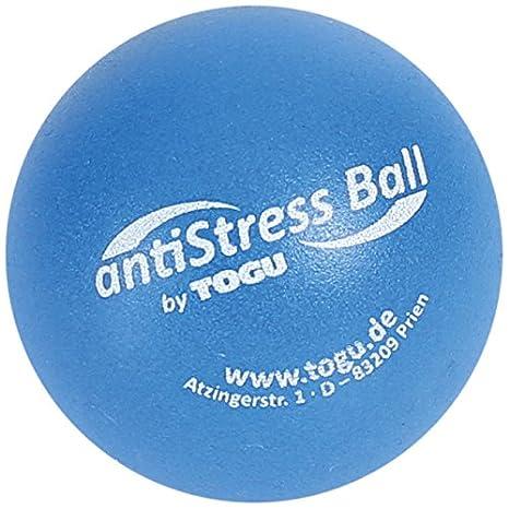 TOGU - Pelota antiestrés, Color Azul - Azul: Amazon.es: Deportes y ...