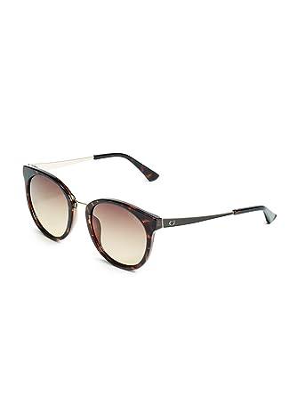 799defeb956 ... Guess GU7459 52F Dark Havana GU7459 Round Sunglasses Lens Category 2  Size 52mm various colors 0a2f2 ...