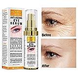Hyaluronic Acid Eye Essence Cream,Collagen Anti-Aging Seru,Best Eye Gel ,for Women Eye Wrinkles