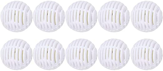 Hamkaw - Bolas desodorizantes para Zapatos, 10 Paquetes de ...