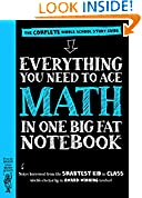 #3: Everything You Need to Ace Math in One Big Fat Notebook: The Complete Middle School Study Guide (Big (Big Fat Notebooks)