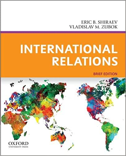 Amazon com: International Relations, Brief Edition