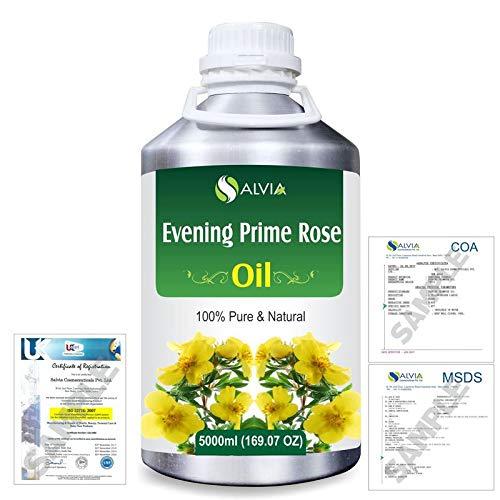 Evening Primrose Pure Natural Oil 5000ml/169 fl. oz. Express Shipping
