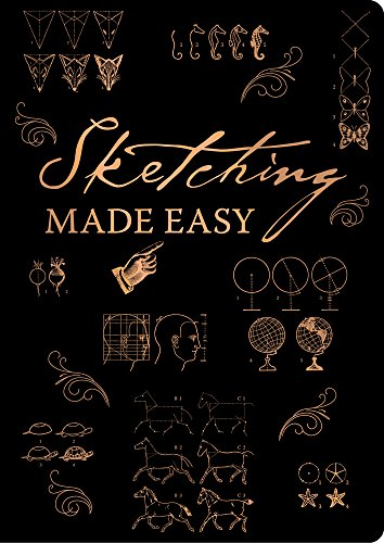 Piccadilly Sketching Made Easy Notebooks (9781608634552) ()