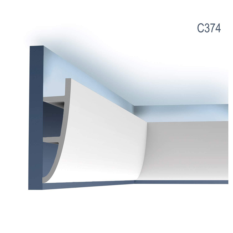 Amazon.com: Orac Decor Molde para Iluminación Indirecta C374 ...