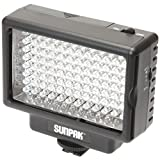 SUNPAK VL-LED-96 96-Led Video Light (Black)
