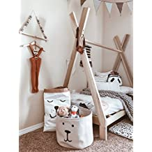 Toddler Teepee Bed