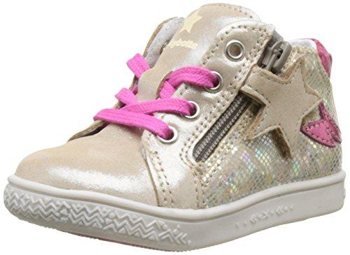 Babybotte Adrenaline, Zapatillas Altas para Niñas Or (Or)