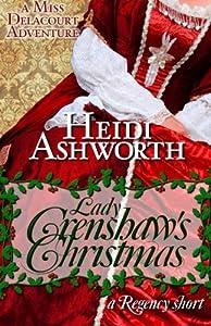 Lady Crenshaw's Christmas (Miss Delacourt Adventures, Book 3)
