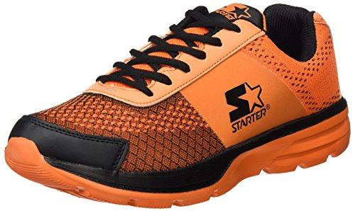 Starter-Sneaker Amazonas Orange Taille 44