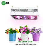 Grow Lights LED Full Spectrum Grow Lamps with UV&IR COB Reflector Lighting For Indoor Medicine Plants Veg and Flower At All Stage(Replace 2000W HPS/MH Lamp,Actual Consume 400W) Review