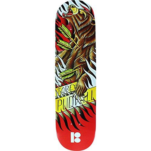 ペルセウス聖職者役職Plan B Pudwill Acesスケートボードデッキ- 7.75デッキのみ