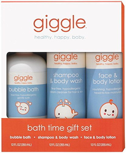 Giggle Bath Time Gift Set